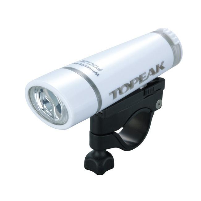 Topeak světlo White Lite HP Focus bílá