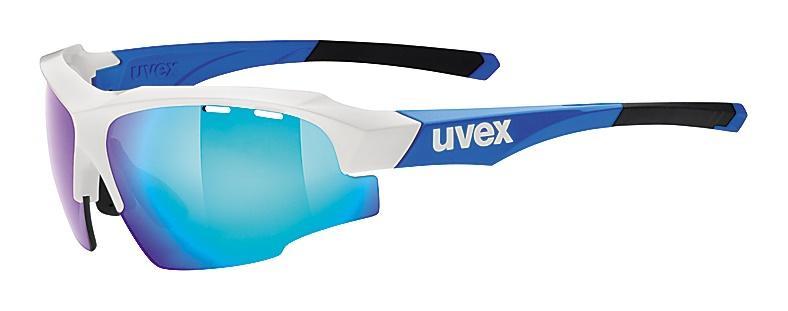 UVEX - BRÝLE SPORTSTYLE 107 BLUE WHITE Uni