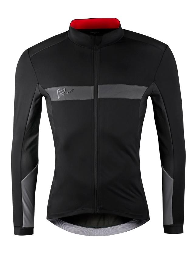 FORCE - bunda BRIGHT zimní, černá
