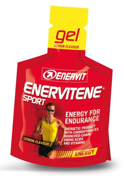 ENERVIT - Enervit gel citron (25ml)