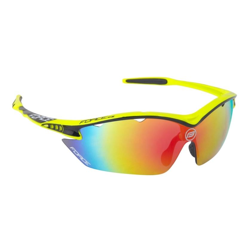 FORCE - brýle  RON fluo, multilaser skla