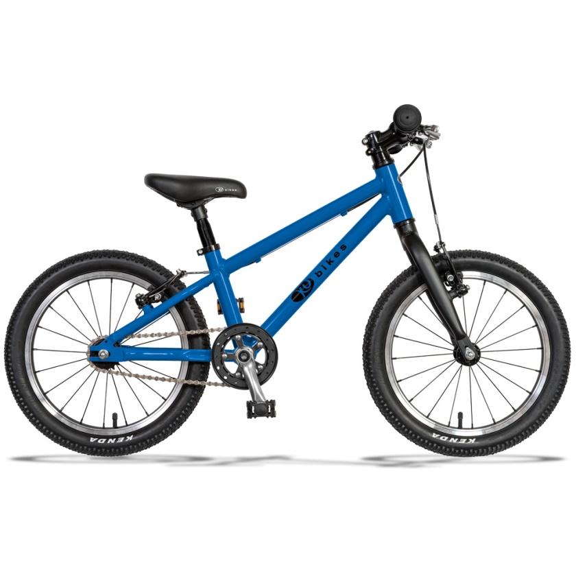 KUBIKES - dětské kolo 16L MTB modrá