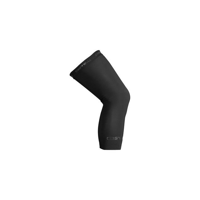 CASTELLI - návleky na kolena Thermoflex 2 black