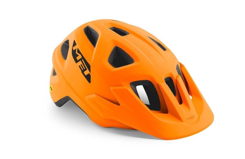 MET - helma ECHO MIPS oranžová