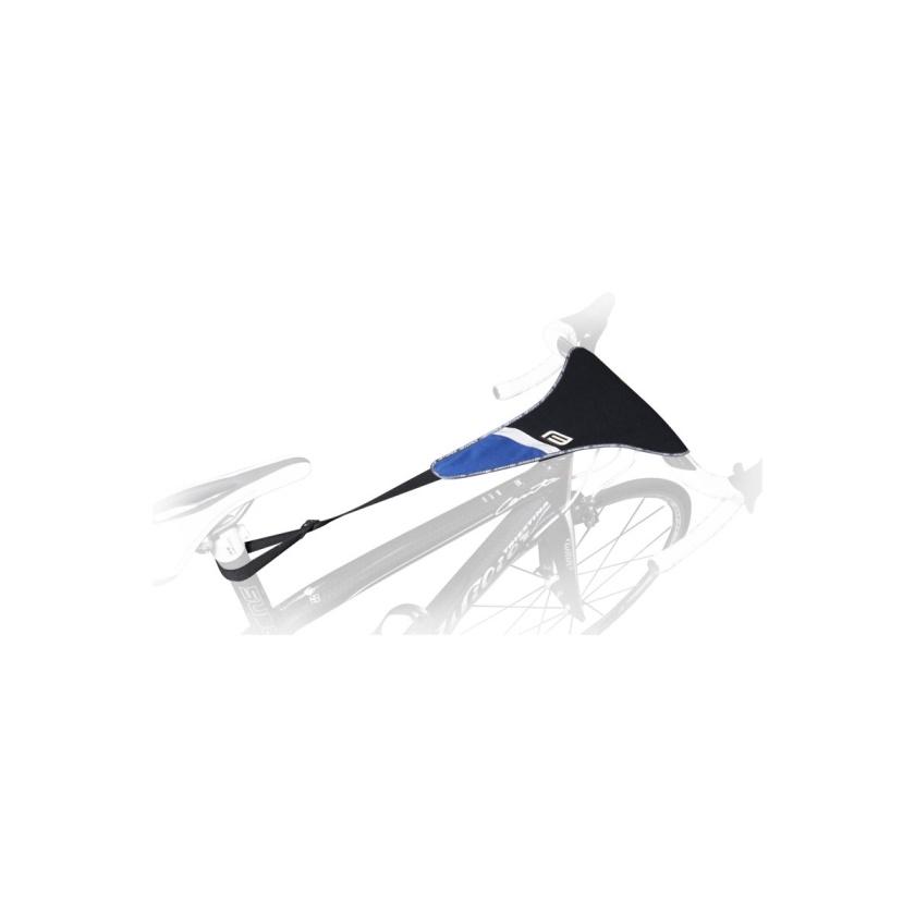 FORCE - návlek-potítko  trenažér, černo-modrý