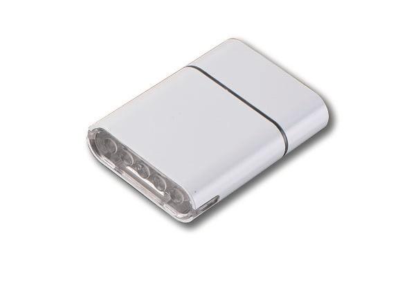 OWLEYE - světlo přední Highlux 5 s USB dobíjením bílé