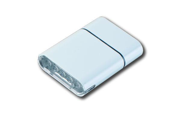 Owleye světlo přední Highlux 5 s Usb dobíjením bílé Owleye Highlux 5
