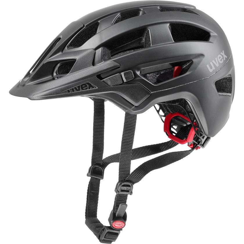 UVEX - helma FINALE 2.0 BLACK MAT