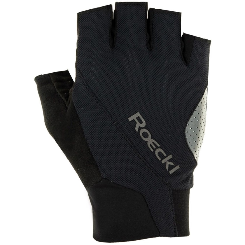 ROECKL - rukavice Ivory black