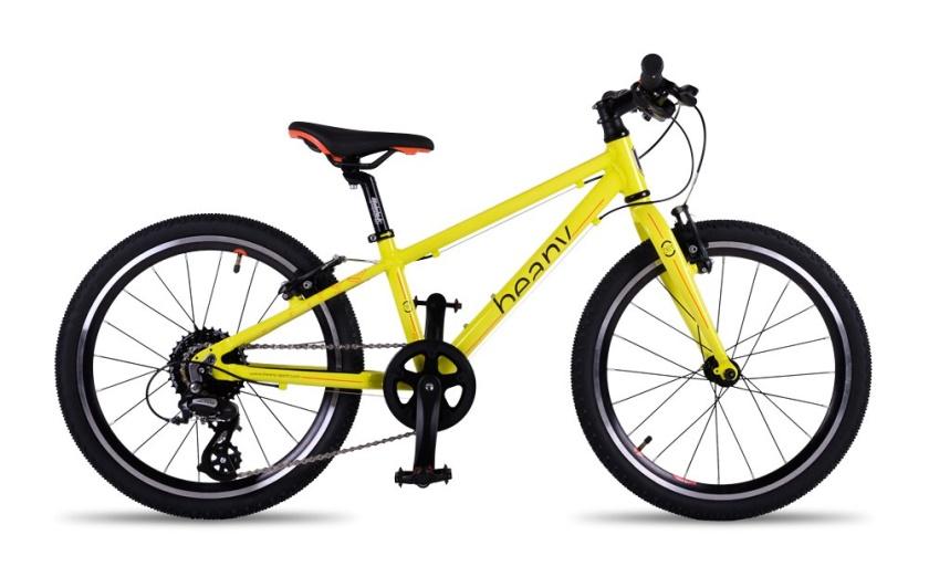 BEANY - Zero 20 zeleno-žlutá 2021