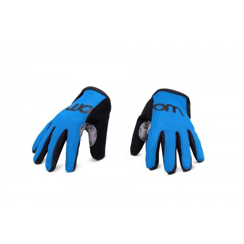 WOOM - dětské rukavice SKY BLUE