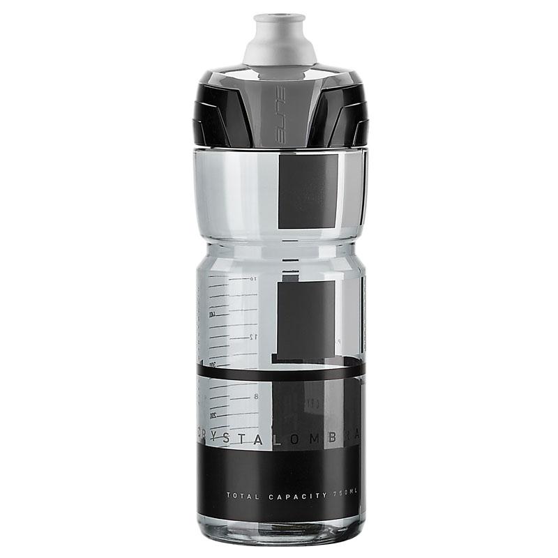 Elite láhev Crystal Ombra kouřová/šedá 750 ml