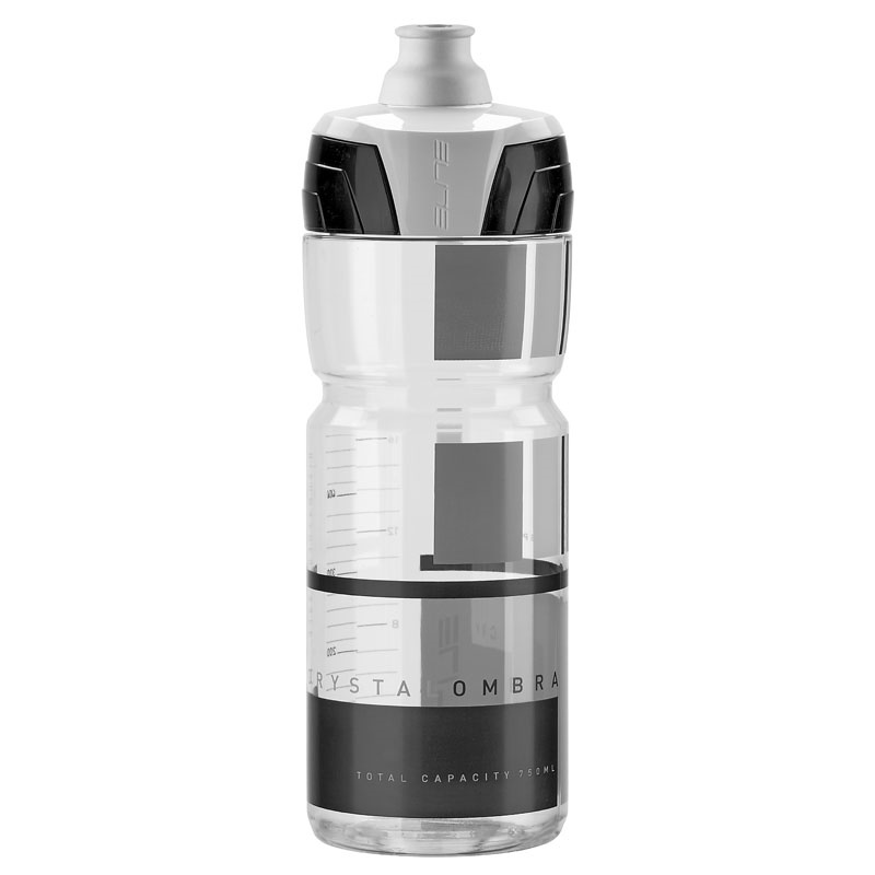 ELITE láhev CRYSTAL OMBRA čirá/šedá 750 ml