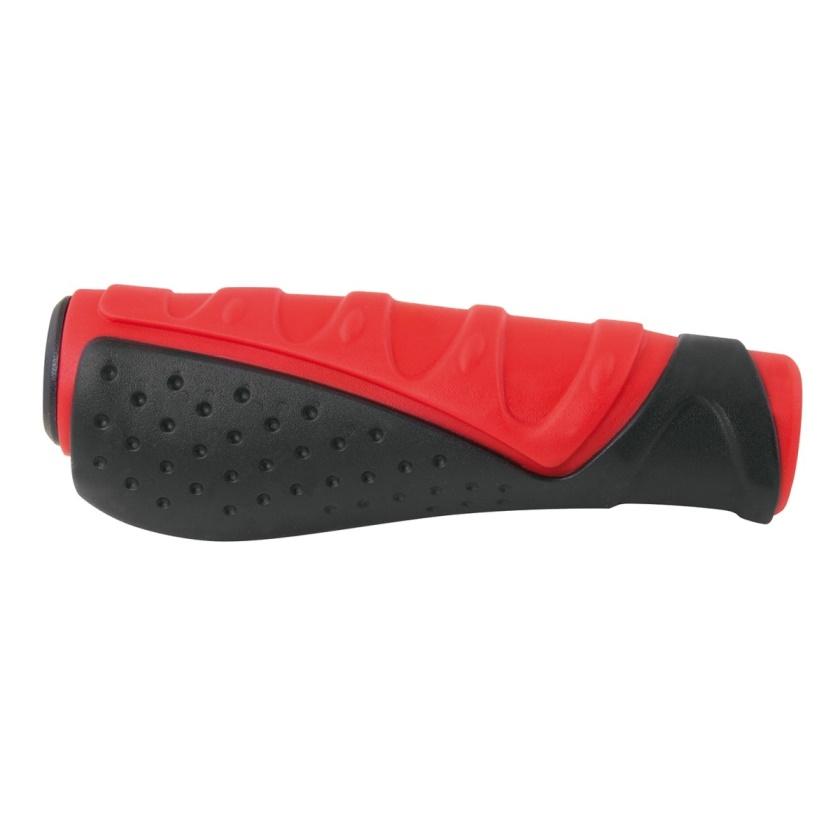 FORCE - madla  gumová tvarovaná, černo-červená,balená
