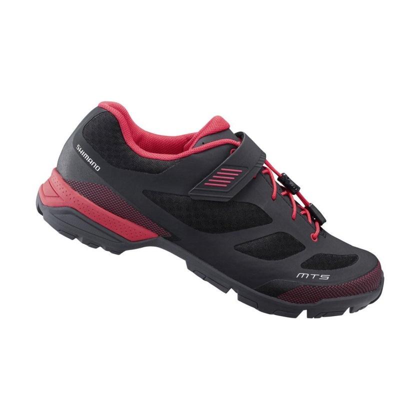 SHIMANO - turistická obuv SH-MT501WL, černá