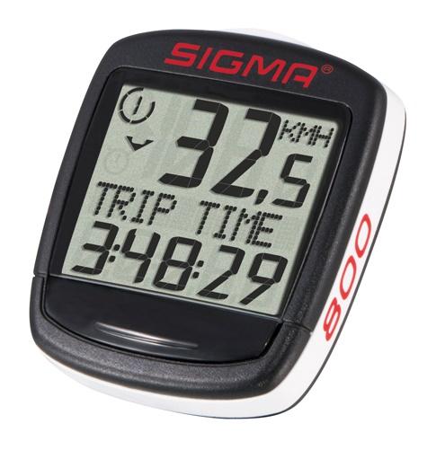 SIGMA - cyklo computer BASELINE 800