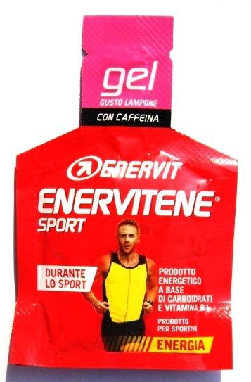 ENERVIT - Enervit gel s kofeinem malina (25ml)