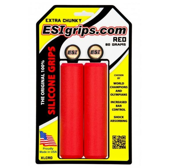 Esi Grips Gripy Chunky Extra 80g červená ESI grips