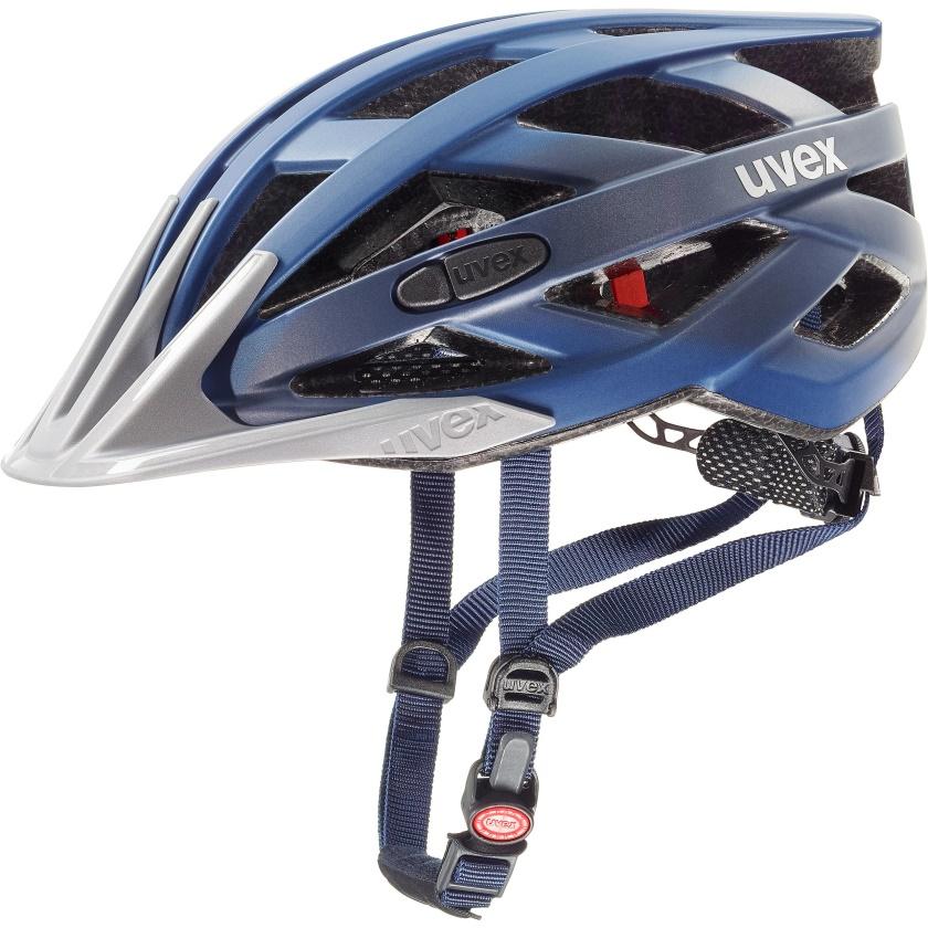 UVEX - helma I-VO CC DARKBLUE METALLIC MAT