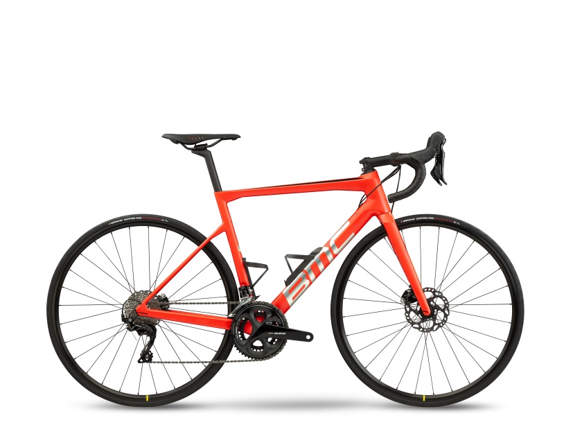 BMC - Teammachine SLR FOUR (105) Racing Red Brushed 2021