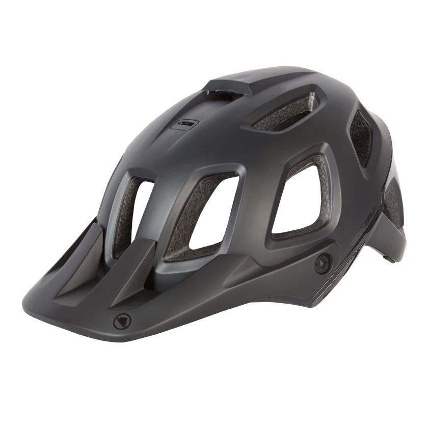 ENDURA - helma SingleTrack II černá