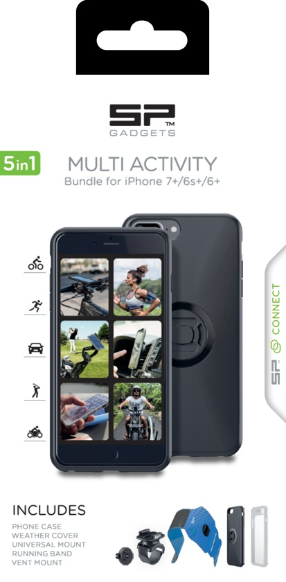 SP CONNECT - Multi Activity iPhone 8+/7+/6s+/6+