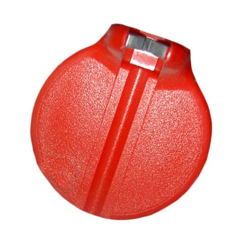 BASIC - Centrovací klíč plast červený 3,25 mm