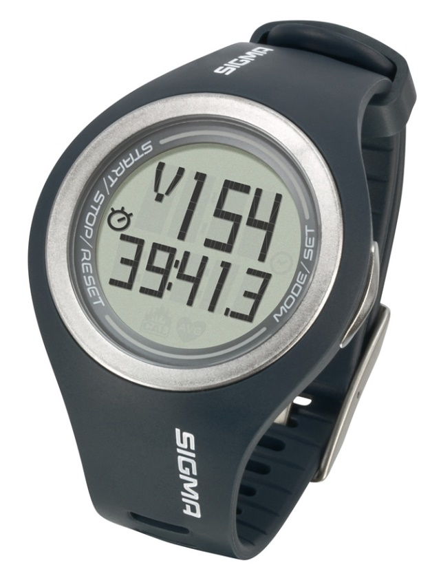 SIGMA - pulsmetr digital PC 22.13 Man šedý