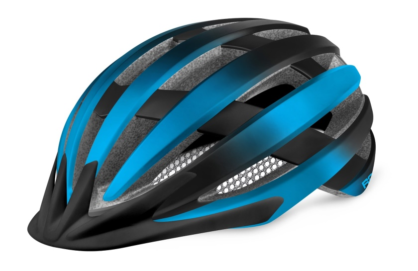 R2 - helma VENTU modrá/černá